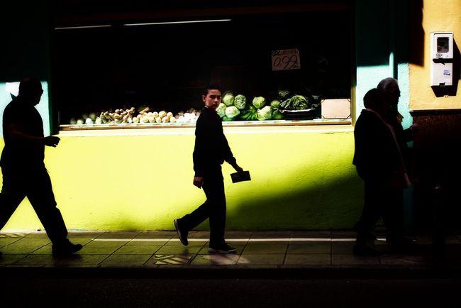 Robados Streetphotography Contraluz Full Length Standing Men