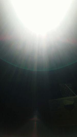 Light Sunlight Ring Of Light Shine