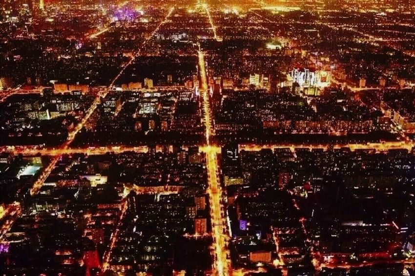 China Military Parade 中国大阅兵 CitylIght Night