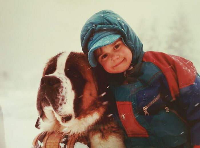 Big Dog Snow ❄ BabyCiancio💜