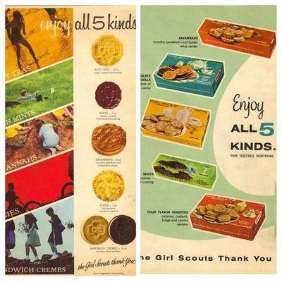 I need!! Thinmints come to me... Somebody Please Girlscoutcookies jaja