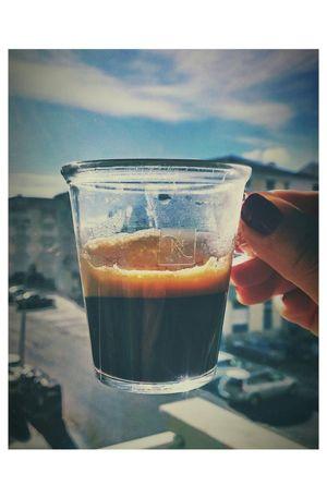Nespresso Coffee Goodmorning Photooftheday EyeEm Best Shots Sky And Clouds Sun Popular Photos Nespressomoments Wakeupthehappiness