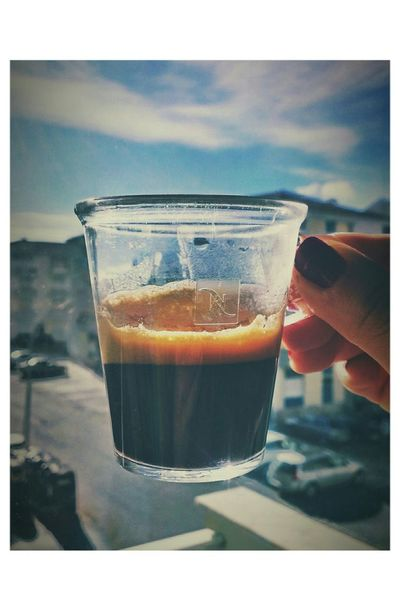 Nespresso Coffee Goodmorning Photooftheday EyeEm Best Shots Sky And Clouds Sun Popular Photos Nespressomoments Wakeupthehappiness