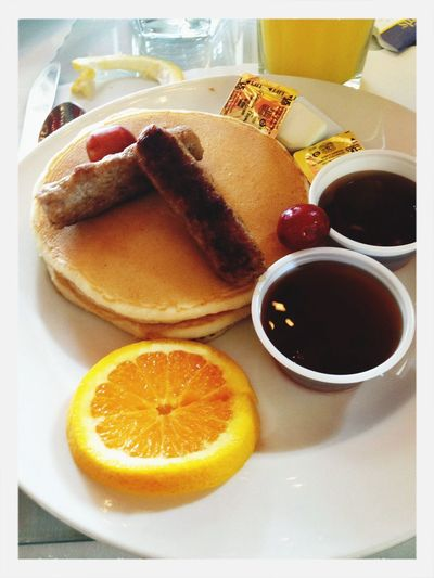 Breakfast California