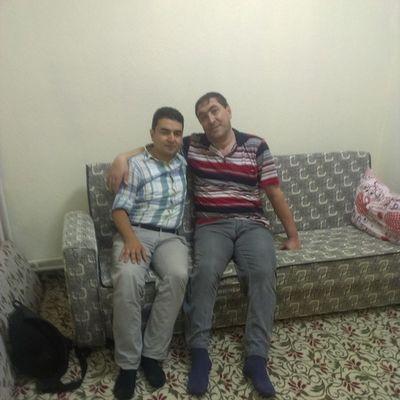 Kamil Kandemir hocam ile Bimder de iftar vakti