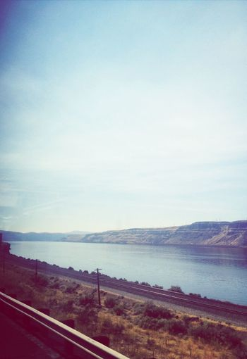 Into The Wild Columbia River