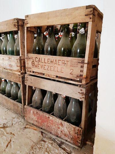 Pakruojo Dvaras Pakruojis Old Bottles
