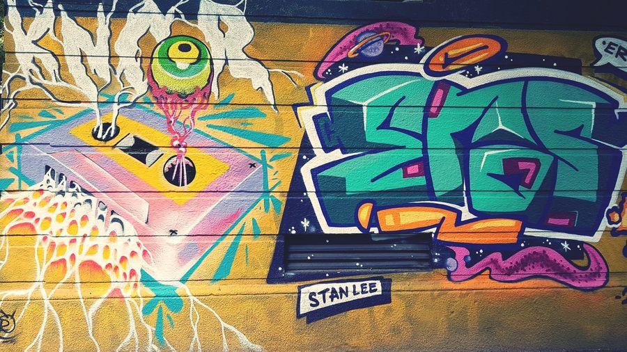 Grafitis de