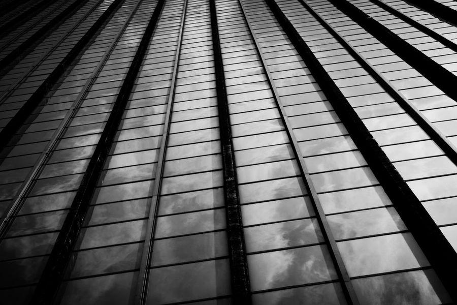 Blackandwhite Monochrome Urban Geometry Hello World