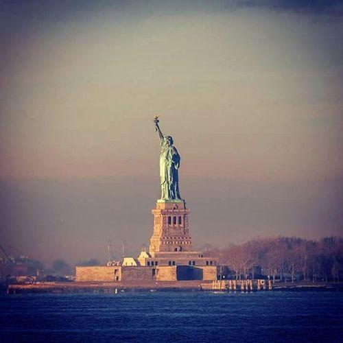 Libertystatue  NY NYC Bestoftheday Picoftheday Pictureoftheday Instagood