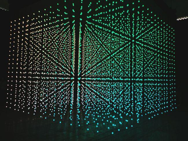 Visual Art week Lights Colors VisualArtWeek