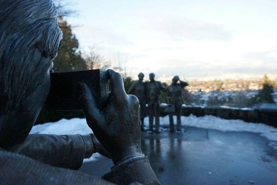 Fotografia familiar. Queen Elizabeth Park Vancouver BC Fotografia Photography Família Family