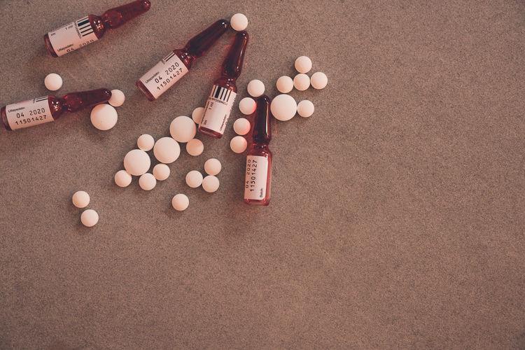 Pills and pill