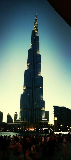 Highest Building!! Hello World First Eyeem Photo