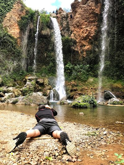 Photographer Water Motion Nature One Person Real People Sunlight Leisure Activity