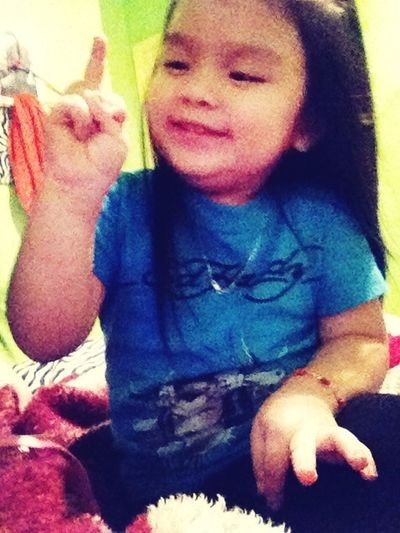 My Niece Finds This Funny -_-