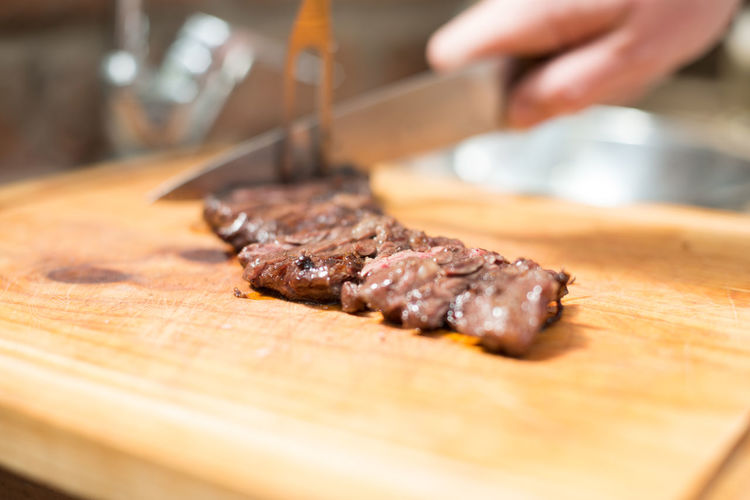 """Lomo Liso"" or cow smooth is a typical chilean meat on the 2018 Asado Eating Food Table Loin Meat! Meat! Meat! Asado Argentino Barbecue Barbecue Grill Close-up Cutted Meat Food Food And Drink Food Porn Freshness Lomo Meat Love Meat Table Table"