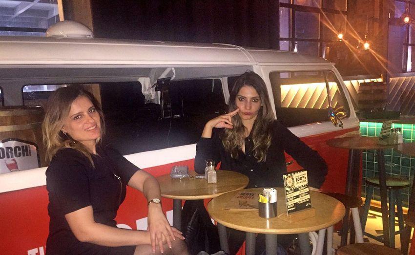 Turkey Colors Night Young Women Lifestyles Helloworld Beutifulcity Bomontibirafabrikası Sisters Women Good Times Style Fashion Photography