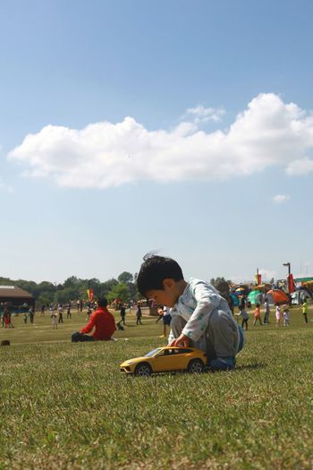Love Myson 육아 Children's Day Baby DMZ South Korea Park