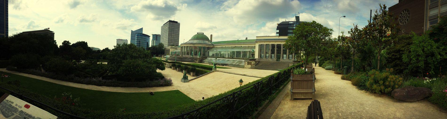 Garden Bruxelles