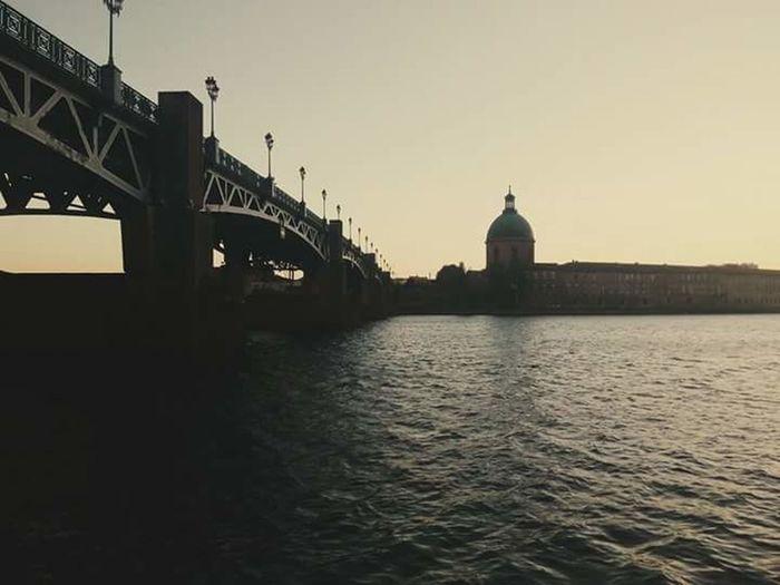 France Street Photography EyeEm Best Shots Toulouse City Life Bridge Pont Studyabroad