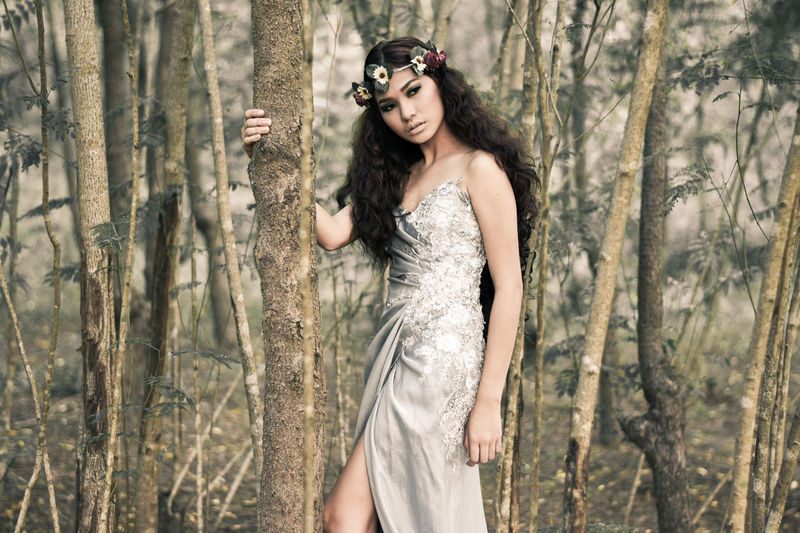 EyeEm EyeEm Best Shots EyeEm Nature Lover EyeEm Gallery EyeEmBestPics EyeEmNewHere Fashion Nature Fashion Model Forest Lifestyles Long Hair Pale Portrait