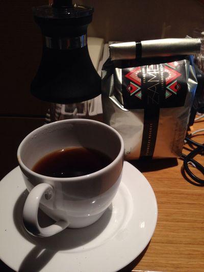 Coffee ..
