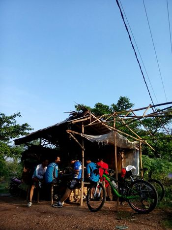 MTB MTB Biking Relaxing Banjarmasin South Borneo Enjoying Life Mountainbike EyeEm Indonesia Indonesian Street (Mobile) Photographie The Places I've Been Today