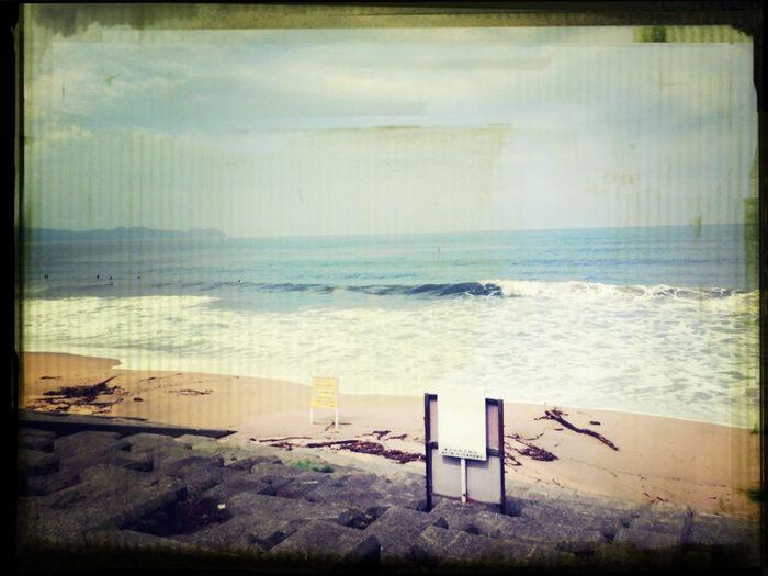 やっぱり苦手。。。 Surfing Sea Relaxing サーフィン 波乗り