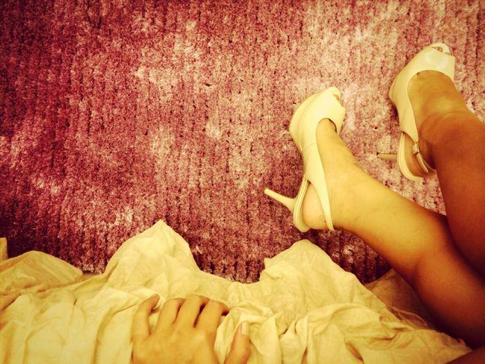 Sling Back Heels Floortraits