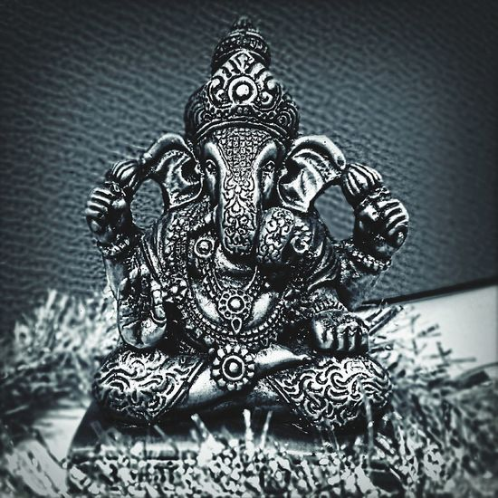 Ganesha Lord Of Success Ganesha Idol