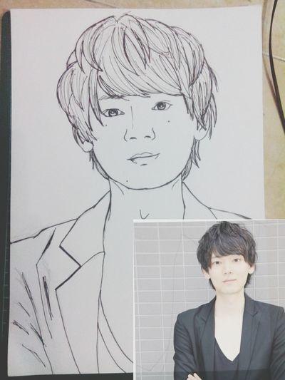 Simple Drawing Yuki Furukawa Yukifurukawa Furukawa Yuki