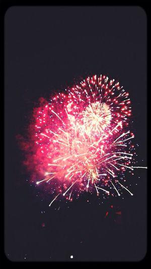 Fireworks 4th Of July Beautiful Dani Filter