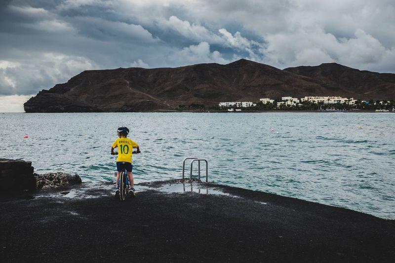 Brasil 10. Kid Bike Sea Bicycle Future