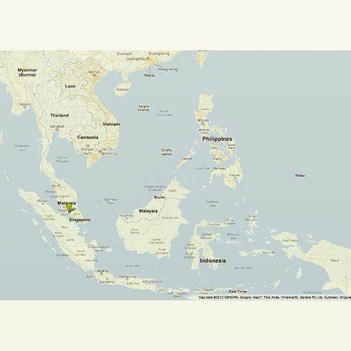"Dari ""titik hijau"" ke Surabaya ➡ Lumajang ➡ Surabaya ➡ Palu, Sulawesi Tengah ➡ Makassar, Sulawesi Selatan ➡ Surabaya ➡ Lumajang 4 tahun Kuliah ➡ 2020 Gorontalo ±2tahun ➡ Urus Visa Pelajar Internasional & Beasiswa Internasional. Amin semoga bisa lancar semuanya. Awal tahun depan di mulai. SEMANGAT21th Joss"