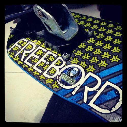Time to hit the slopes!! Freebord Freebordsg