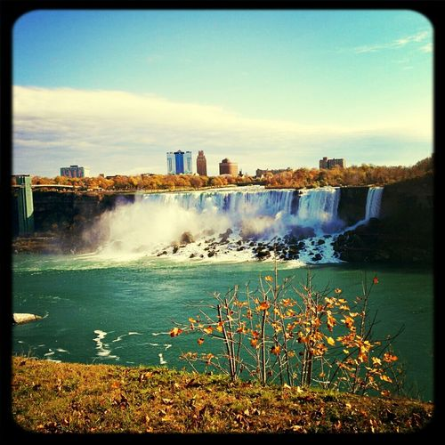 Niagara Falls Nature Water