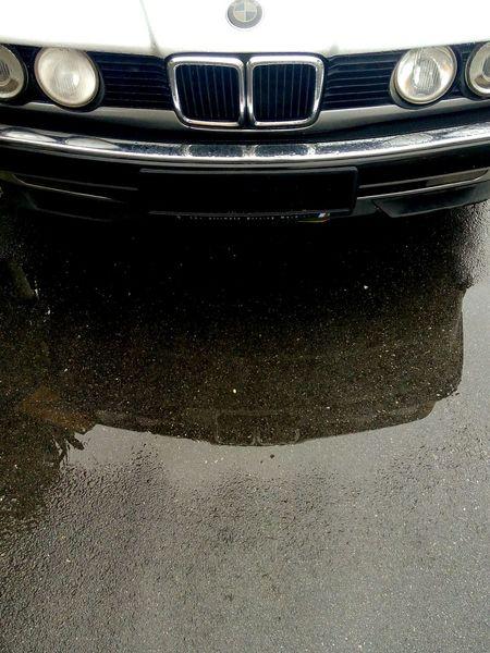 Bmw Car Reflection After The Rain Water Reflections Bimmer Bmw Car Bmwmagazine Transportation Meinautomoment