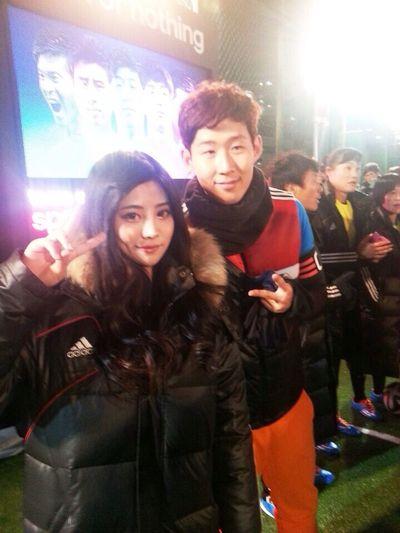 Leverkusen 레버쿠젠7번 손흥민선수랑 I Love Soccer <3  Sonhungmin 헷