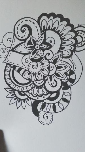 Disegni Art, Drawing, Creativity Mandala Art