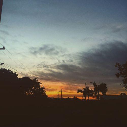 Lá se vai mais um dia... Eventide Nature Photography Relaxing Goodnight 🌄