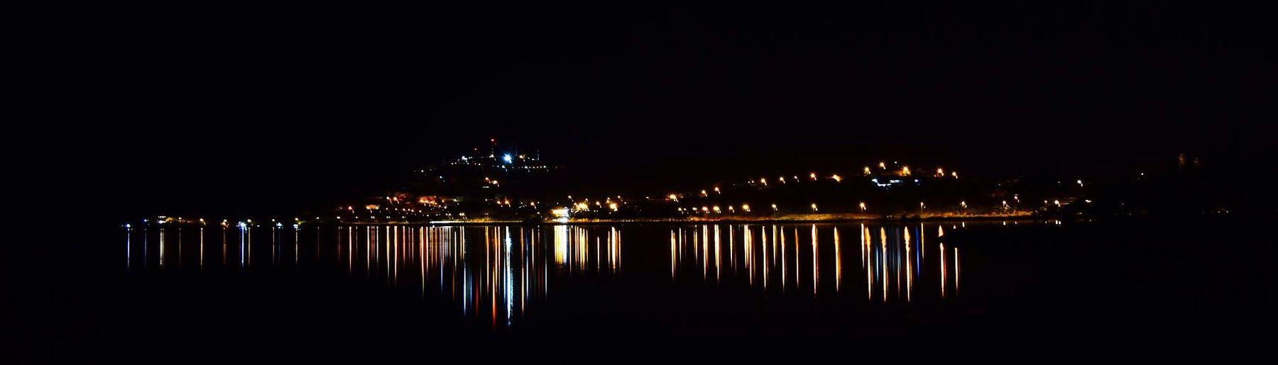 Lights Reflection Nikon D5300