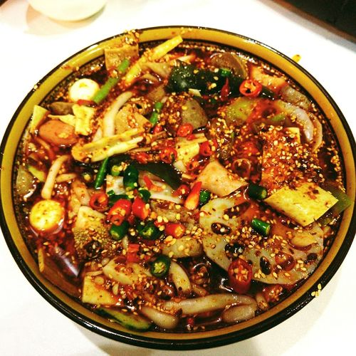 My World Of Food Chinese Food 钵钵鸡