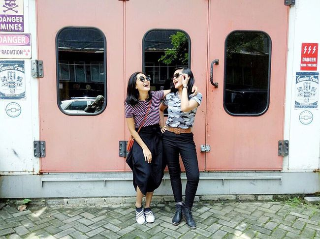 """Batch 11, """"ARMY LOOK"""" by IMLC Mommies, at Kopi Boutique/Yesterday Backyard Coffee shop, Cipete, South Jakarta. Friends By ITag ImpressiveMindsMoms Arisan 11 By ITag Arisan IMCH By ITag Photoshot By ITag"""