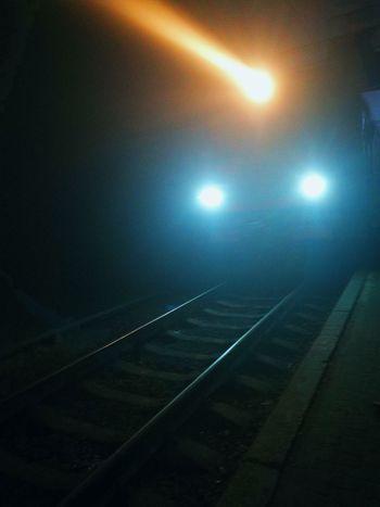 Train Night