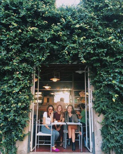 💞💟🌱🍀🌿 Nostragiornataaroma Goingrome Erasmus Roma Love Bestgirls