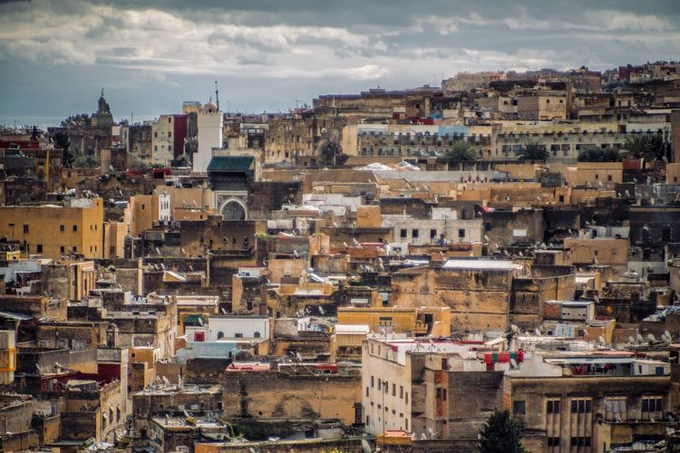 Marruecos Medina De Fez Medina Marocco Maroc Morocco Fez Morocco Fez Fes Architecture Building Exterior Built Structure Crowded Cityscape City Residential Building Travel Destinations Sky Outdoors Community Day Town EyeEmNewHere The Traveler - 2018 EyeEm Awards The Architect - 2018 EyeEm Awards The Street Photographer - 2018 EyeEm Awards