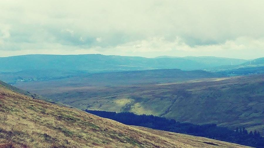 Pen-y-fan Brecon becons South Wales.. First Eyeem Photo
