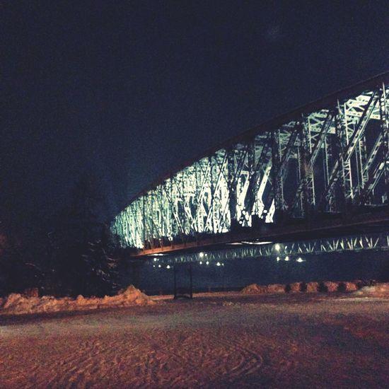 Bridge Night City