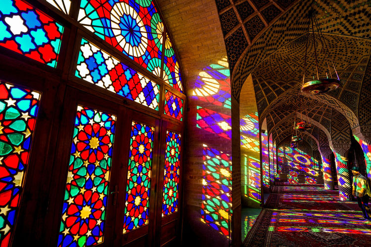 Iran Travel Destinations Travel Photography Nomadic Shia Community Travel Belief Architecture Religion Indoors  Built Structure Building No People
